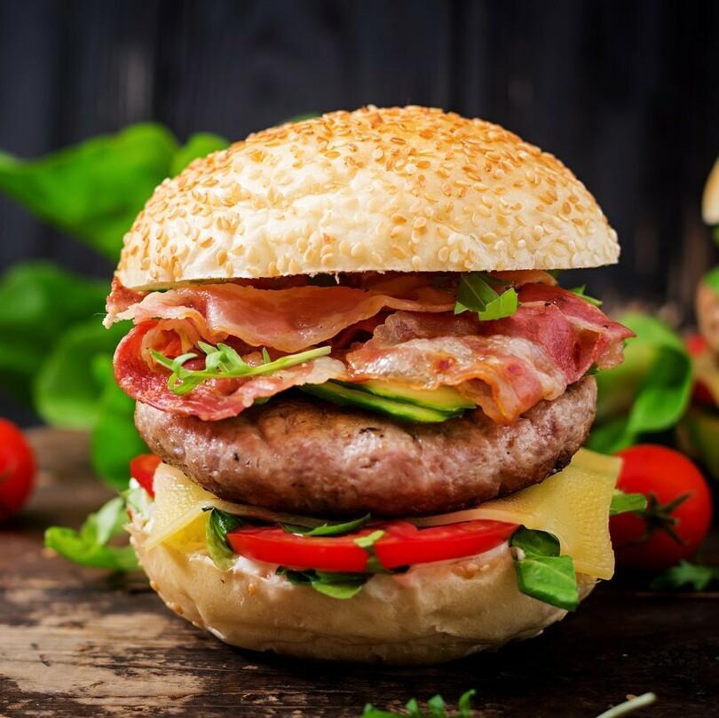 Булка Гамбургер