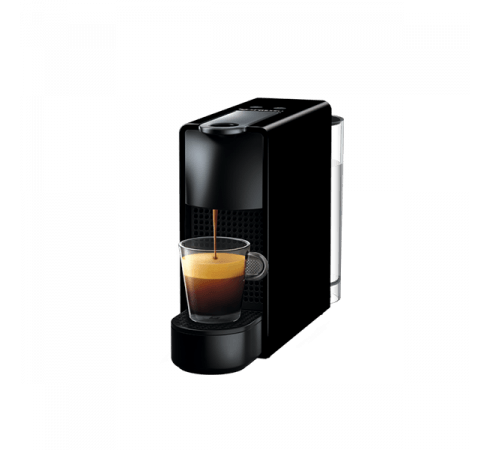 Nespresso Bork Essenza Mini Black